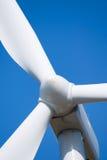turbina rotorowy wiatr Zdjęcia Royalty Free