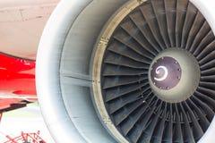 Turbina samolot zdjęcia stock