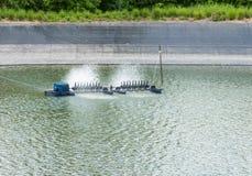 Turbina vieja del agua Fotos de archivo
