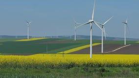 turbina wiatr zdjęcie wideo