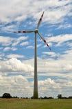 turbina wiatr Obrazy Royalty Free