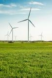 turbina wiatr Obraz Royalty Free