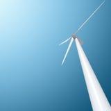 turbina wiatr Zdjęcie Royalty Free