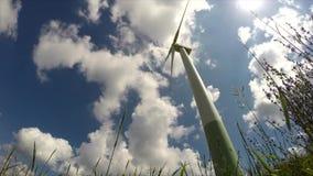 turbina wiatr zbiory wideo
