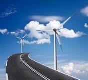 Turbinas imagem de stock