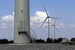 Turbinas Fotos de archivo libres de regalías