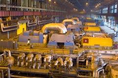 Turbinas Foto de Stock Royalty Free