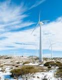 Turbinas Foto de Stock