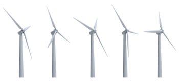 turbinas Imagenes de archivo