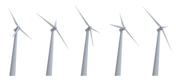 turbinas Foto de archivo libre de regalías