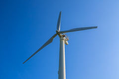 Turbinas dos geradores de vento Foto de Stock