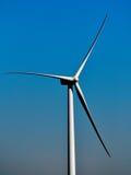 Turbinas eólicas Imagens de Stock