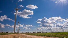 Turbinas eólicas filme