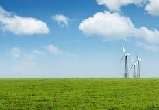 Turbine Photographie stock libre de droits