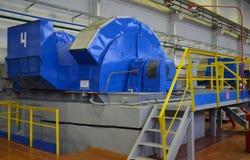 Turbine Royalty-vrije Stock Foto