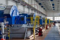Turbine Royalty-vrije Stock Foto's