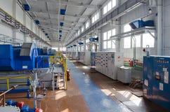Turbine Stock Foto's