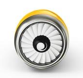 Turbine Photos libres de droits
