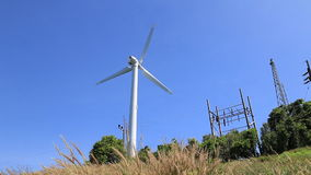 turbine stock videobeelden