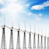 Turbine lizenzfreie stockfotos