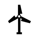 Turbine air energy icon Stock Image