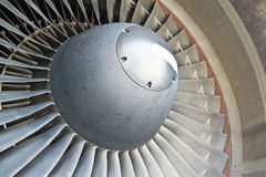 Turbine blades Stock Photos