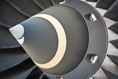 Turbine Blades Stock Photography