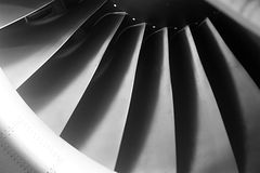 Free Turbine Blades Stock Image - 36749541