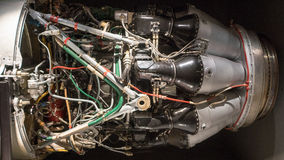 Turbine de jet de MIG 15 Photos stock