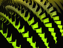 turbine de lames de fond Images libres de droits