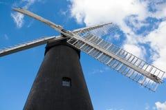 Turbine de moulin à vent Images libres de droits