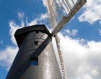 Turbine de moulin de tour Photographie stock