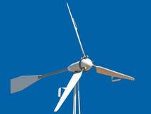 Turbine de vent Photos libres de droits