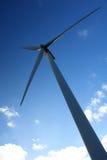 Turbine de vent Photographie stock