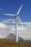 Turbine de vent Images libres de droits