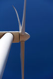 Turbine de vent. Photo libre de droits