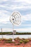 Turbine de vent de clone Images libres de droits