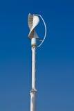 Turbine de vent verticale images libres de droits