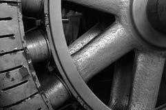 Turbine, Detail Stockfotos