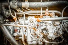 Turbine detail Stock Photography