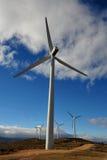 Turbine di vento Immagine Stock