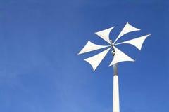 Turbine di vento moderne Fotografie Stock