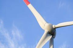 Turbine einer Windmühle lizenzfreies stockbild