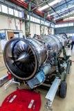 Turbine EJ200 des avions Eurofighter Photo libre de droits