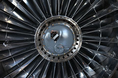 Turbine engine Stock Images