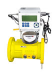 Turbine gas meter Royalty Free Stock Images