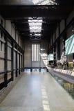 Turbine Hall in Tate Modern Art Gallery in London Stock Photo