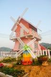 Turbine house. Khao kho phetchabun Royalty Free Stock Photography
