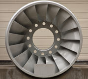Turbine hydro-électrique images stock