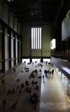 Turbine Room Tate Modern. Royalty Free Stock Photography